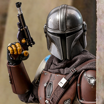 Hot Toys The Mandalorian Collectible