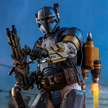Hot Toys Heavy Infantry Mandalorian Collectible