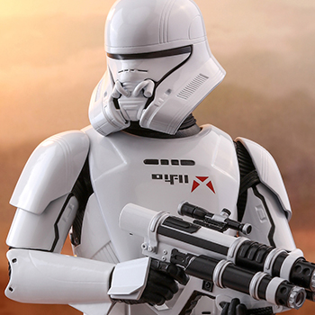 Hot Toys Jet Trooper Collectible