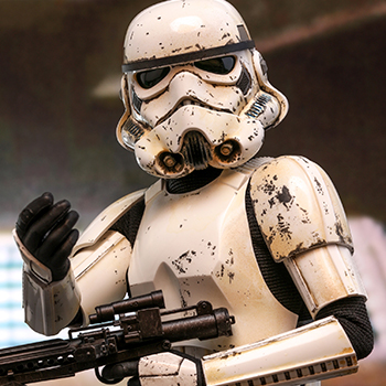 Hot Toys Remnant Stormtrooper Collectible
