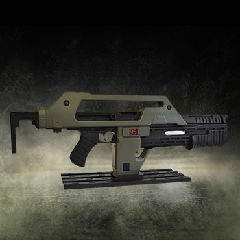 Alien Pulse Rifle Collectible