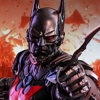 Hot Toys Batman Beyond Collectible