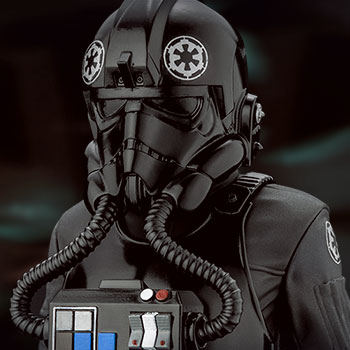 Tie Fighter Pilot Collectible