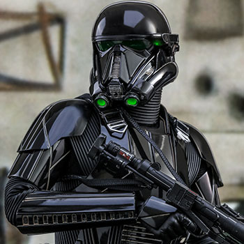 Hot Toys Death Trooper Collectible