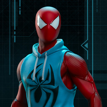 Marvel's Spider-Man: Scarlet Spider Collectible