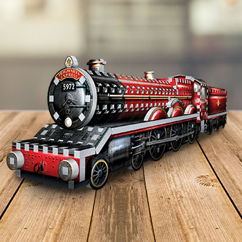 Hogwarts™ Express 3D Puzzle Collectible