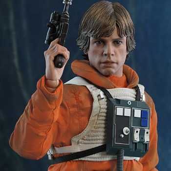 Hot Toys Luke Skywalker™  (Snowspeeder Pilot) Collectible