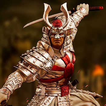 Silver Samurai Collectible