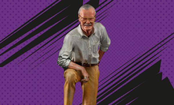 Stan Lee 1:10 Scale Statue