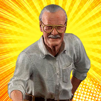 Stan Lee Deluxe Collectible