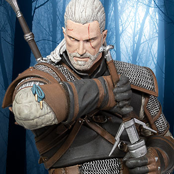 Heart of Stone Geralt (Deluxe) Collectible