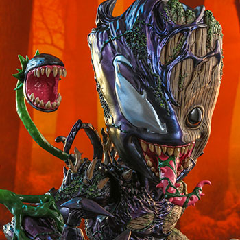 Hot Toys Venomized Groot Collectible