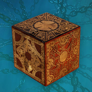 Lament Box Collectible