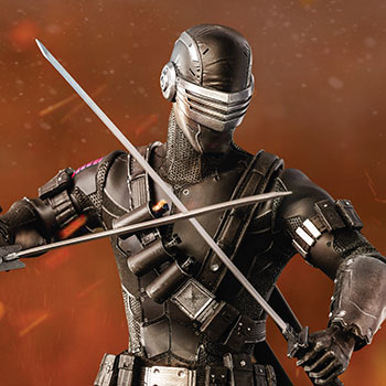 Snake Eyes Collectible