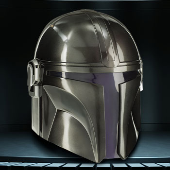 The Mandalorian Helmet (Season 2) Collectible