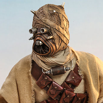 Hot Toys Tusken Raider Collectible