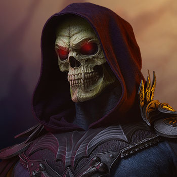 Skeletor Legends Collectible