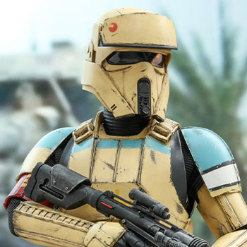 Hot Toys Shoretrooper Squad Leader™ Collectible