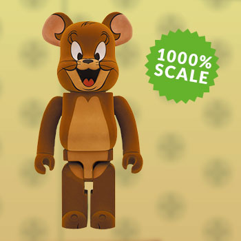 Be@rbrick Jerry Flocky 1000% Collectible