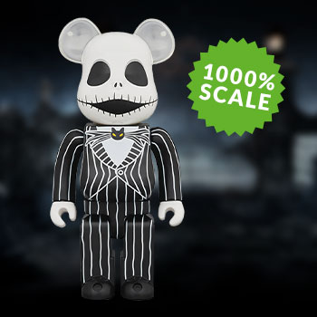 Be@rbrick Jack Skellington (2021) 1000% Collectible