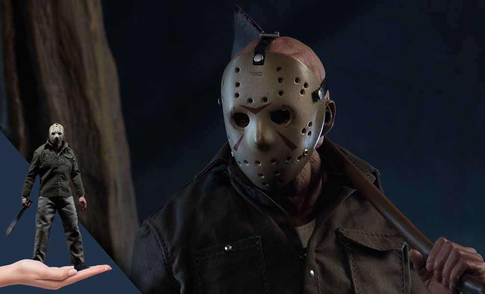 Friday The 13th Jason Voorhees Sixth Scale Figure By Sidesho