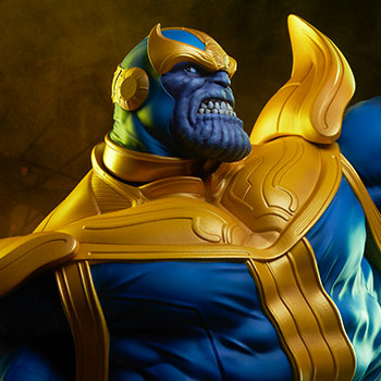 Thanos (Classic Version) Statue