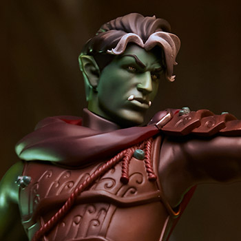 Fjord - Mighty Nein Statue