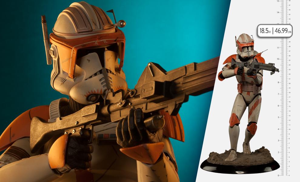Star Wars Commander Cody Premium Formattm Figure By Sideshow