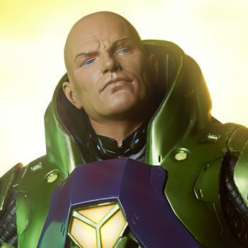 Lex Luthor - Power Suit Premium Format Figure