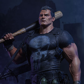 The Punisher Premium Format Figure