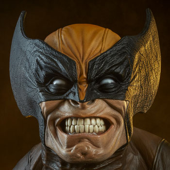 Wolverine Life-Size Bust