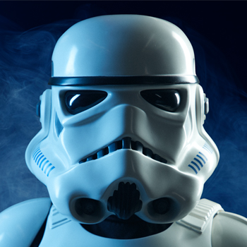 Stormtrooper Legendary Scale™ Figure
