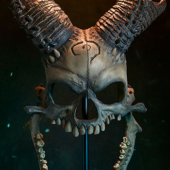 Kier: Bane of Heaven Mask Life-Size Replica