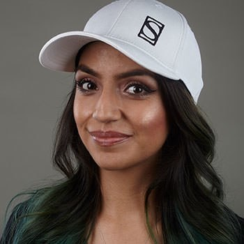 Sideshow Collectibles Logo Hat - White Apparel