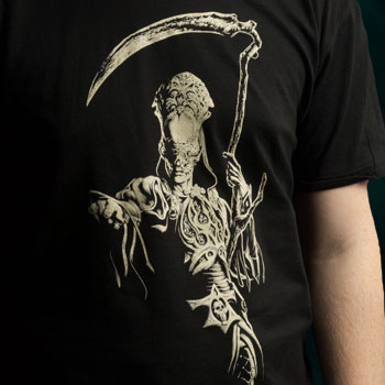 Death Shadow Series T-Shirt Apparel