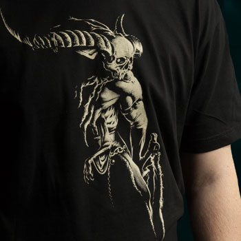 Oglavaeil Shadow Series T-Shirt Apparel