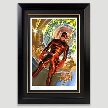 Daredevil The Man Without Fear Art Print