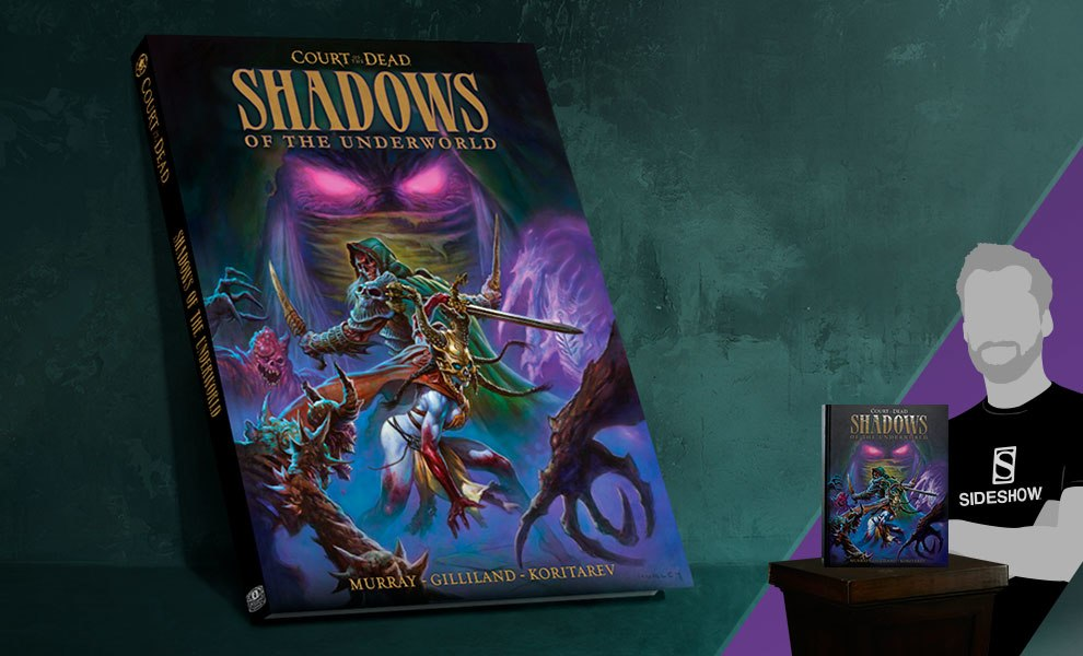 Shadows of the Underworld Graphic Novel Book