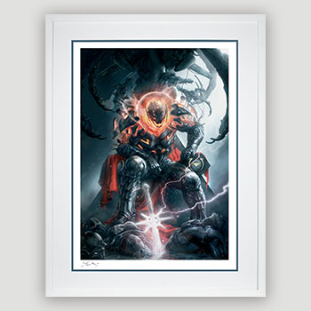 Ultron Annihilation Conquest Art Print