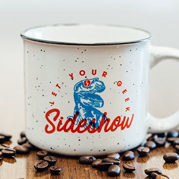 Dino - Let Your Geek Sideshow Mug