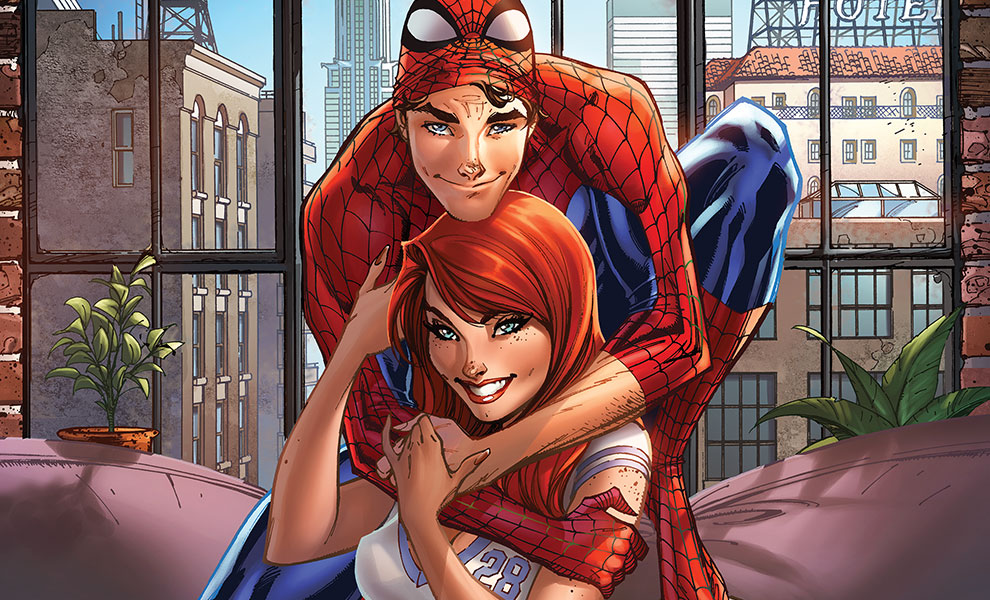The Amazing Spider-Man: Renew Your Vows Art Print