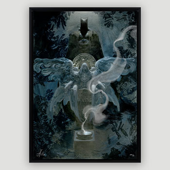 The Birth of Batman Art Print
