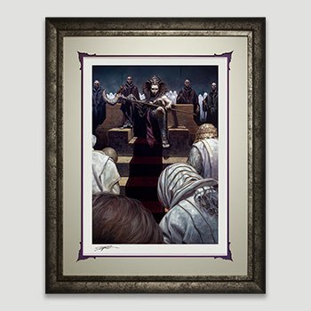 The Price of Power Art Print