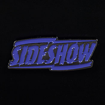 Sideshow Purple Lightning Collectible Pin