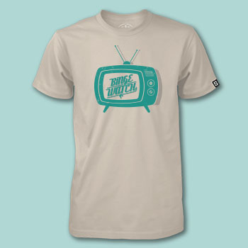 Binge Watch T-Shirt Apparel