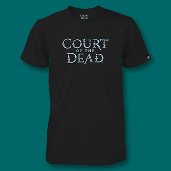 Court of the Dead Eternal T-Shirt Apparel