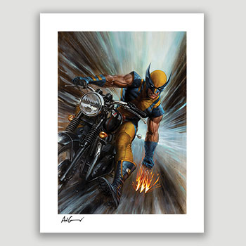 Return of Wolverine Art Print