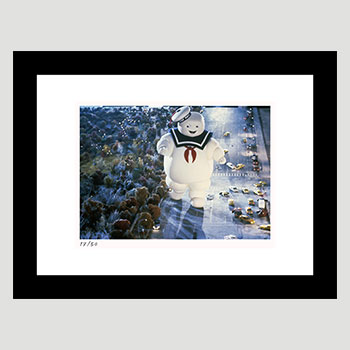 Mr. Stay Puft Art Print