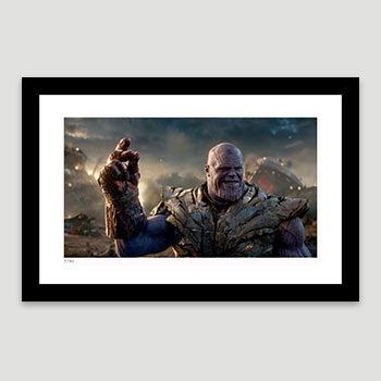 I Am Inevitable Art Print