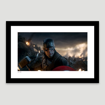 Cap Is Worthy Art Print